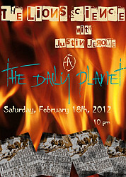 Live at The Daily Planet 2-18-2012