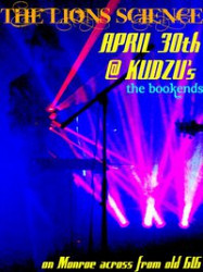 Live at Kudzus 4-30-2011