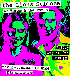 Live at The Buccaneer 8-19-2011